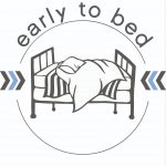 Early2Bed logo.
